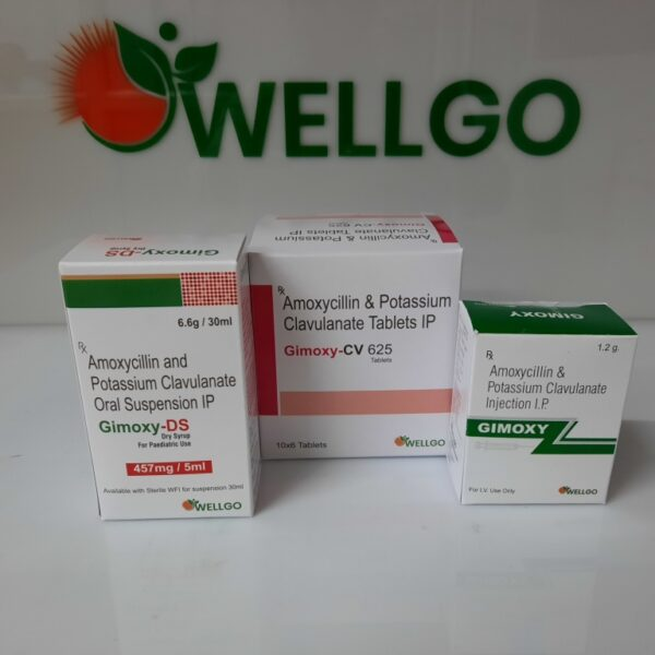 AMOXICILLIN+POTASSIUM CLAVULANATE RANGE FOR PHARMA FRANCHISE