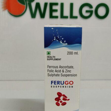 ferrous ascorbate syrup PCD