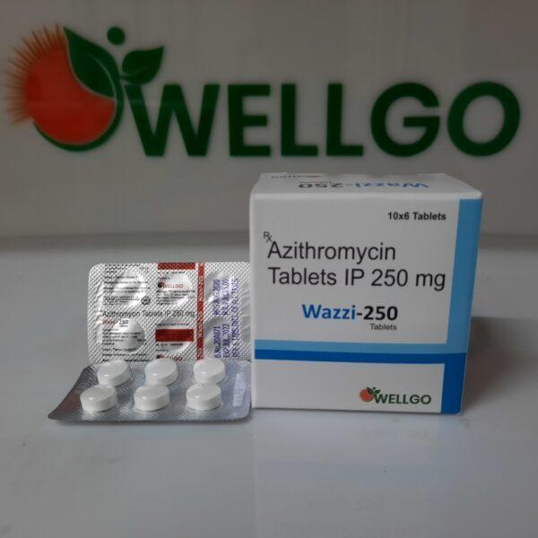 Azithromycin 250Mg Tablets PCD