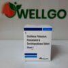 Diclofenac Potassium 50mg + Paracetamol 325mg+serratiopeptidase 15mg pcd
