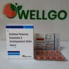 Diclofenac Potassium 50mg + Paracetamol 325mg+serratiopeptidase 15mg tablets