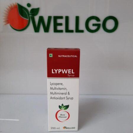 Lycopene 10% 1000 Mcg Vitamin A Concentrated (Oily Form) Ip 16 SYRUP FOOD