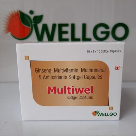 Multivitamin + Multimineral Softgel capsules PCD