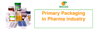 Primary packing – Pharmaceutical Products