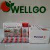 Drotaverine 80Mg + Mefenamic 250Mg Tablets PCD
