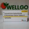 Levocetrizine Hydrochloride 5Mg + Montelukast 10Mg Tablets