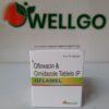 Ofloxacin 200Mg + Ornidazole 500MG Tablets