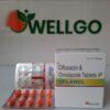 Ofloxacin 200Mg + Ornidazole 500MG Tablets PCD