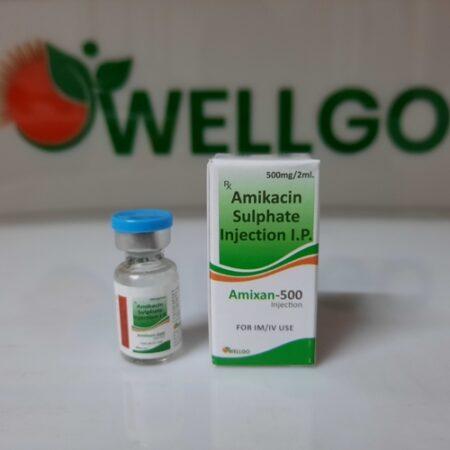 Amikacin 500