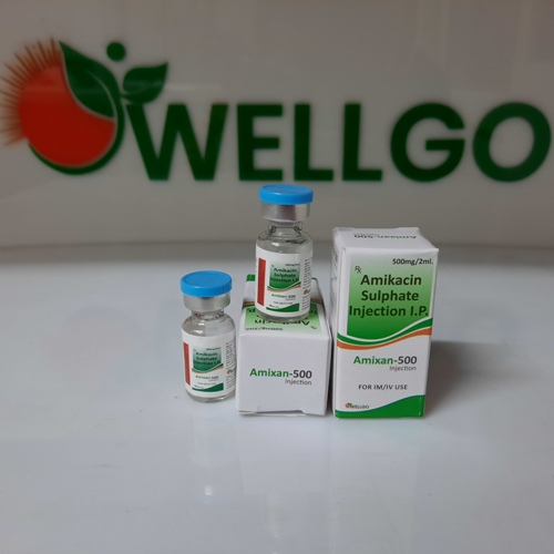 Amikacin 500 INJECTION