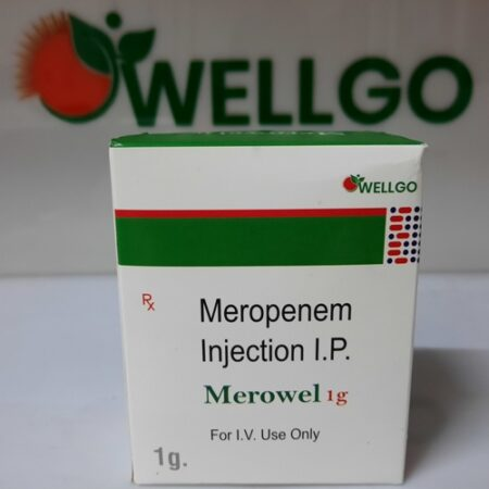 MEROPENEM 1GM